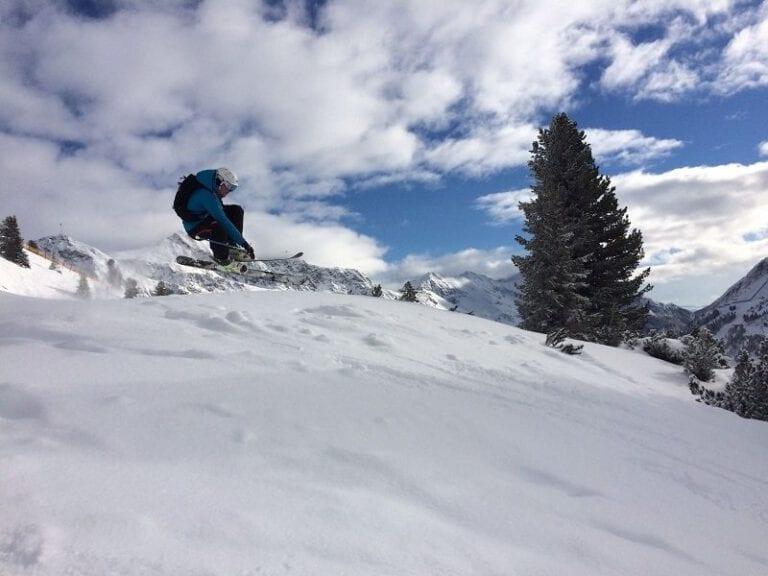 Teaching the next generation of freeriders and skinners