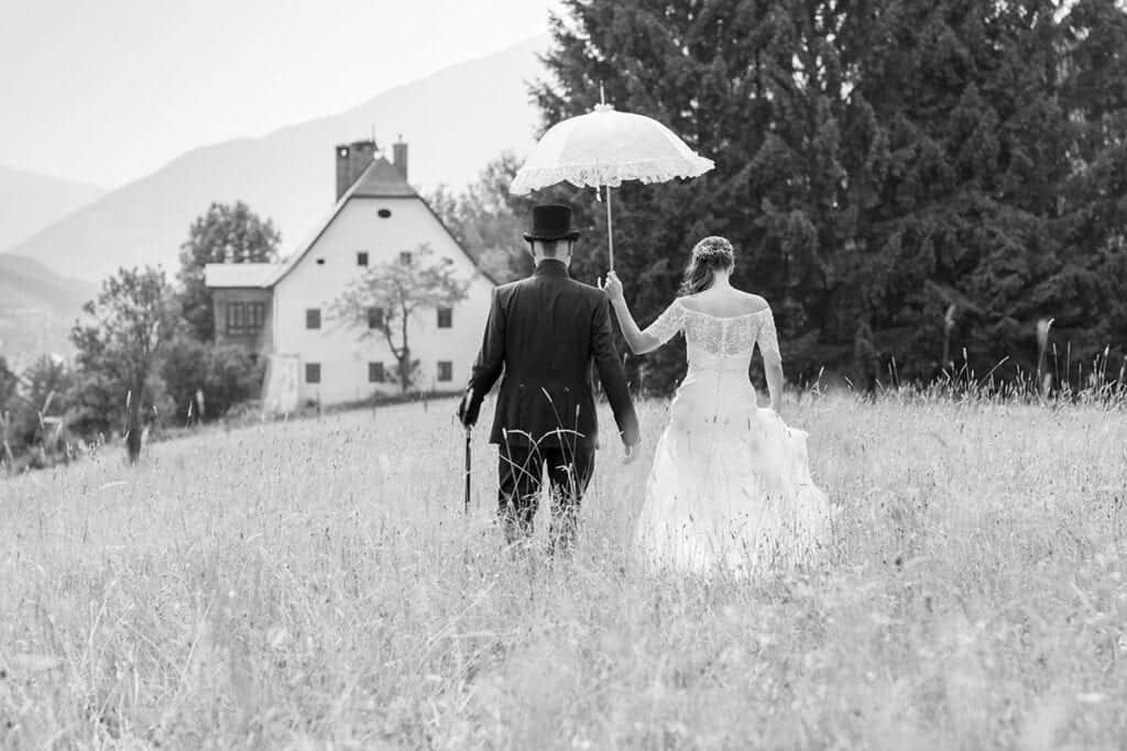 Heiraten in Zell am See
